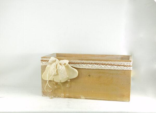 Ξύλινο κουτί αποθήκευσης
